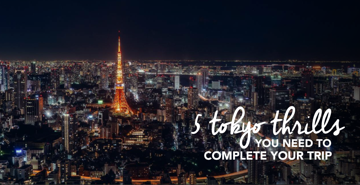 5 tokyo thrills cover new
